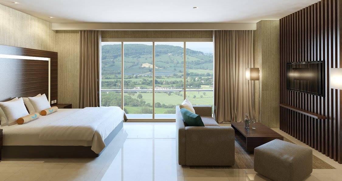 Pilihan Ruangan dengan Ukuran Cukup Besar dan Berpartisi