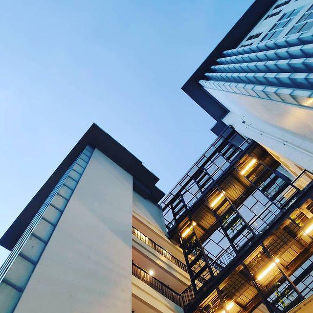 Arsitektur, Desain Dan Teknologi Untuk Hotel Keluarga di Bandung