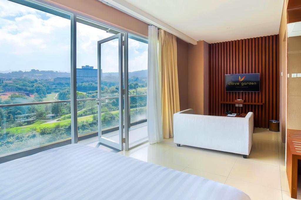 Resort di Bandung Dengan Suasana Alam Yang Sejuk
