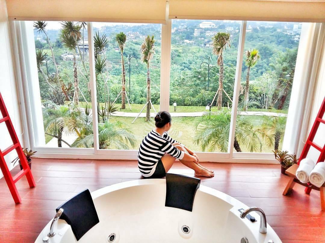 Hotel Resort Unik di Bandung Untuk Liburan Yang Istimewa