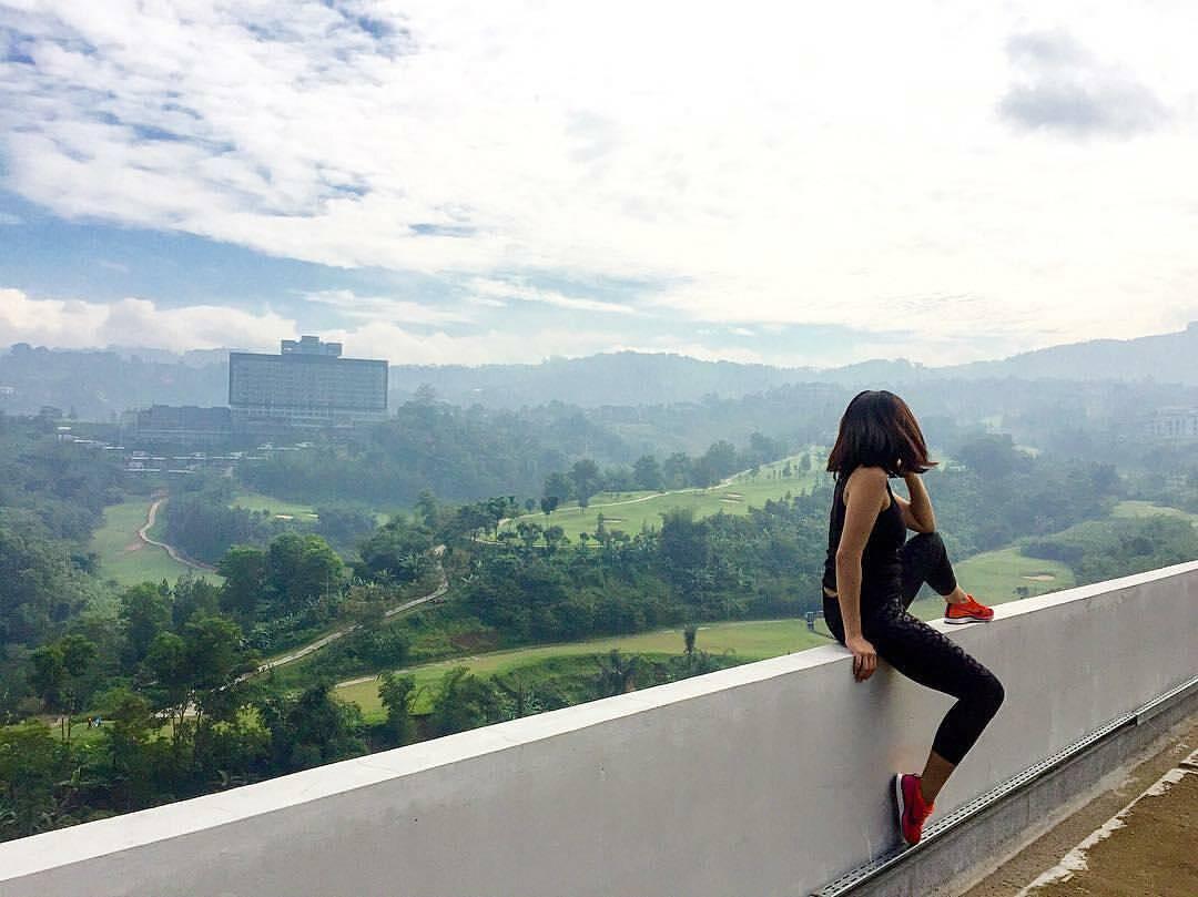 Hotel Resort Yang Ada Balkon Di Bandung