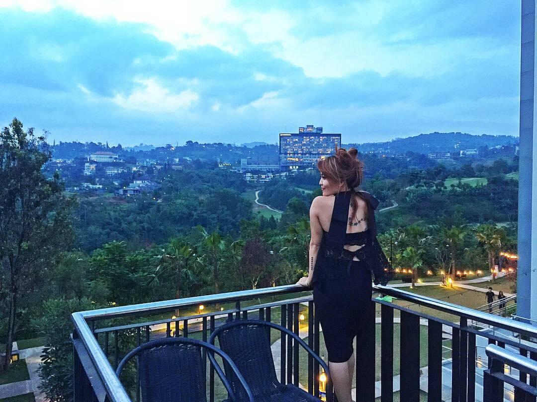 Hotel Yang Instagramable di Dago Bandung