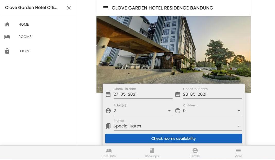 Booking Hotel Bandung Bayar Ditempat
